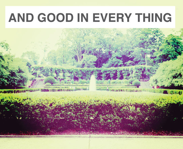 And Good In Every Thing | And Good In Every Thing| MusicSpoke
