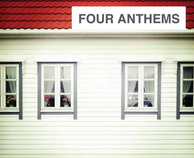Four Anthems for the Liturgical Year | Four Anthems for the Liturgical Year| MusicSpoke