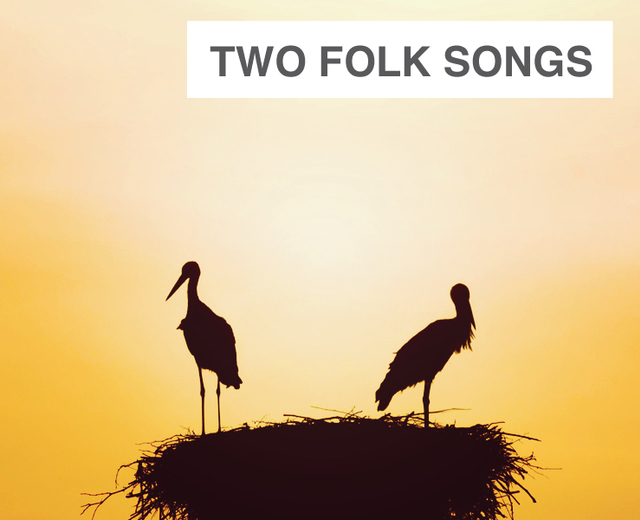 Two Sacred American Folk Songs | Two Sacred American Folk Songs| MusicSpoke