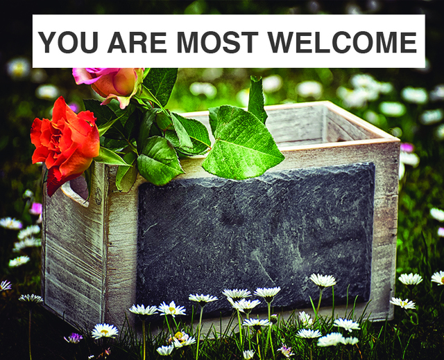 You Are Most Welcome | You Are Most Welcome| MusicSpoke