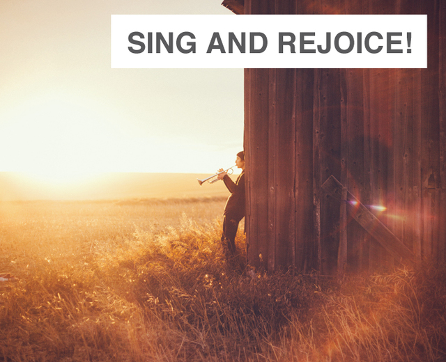 Sing and Rejoice!  | Sing and Rejoice! | MusicSpoke