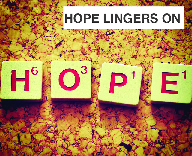 Hope Lingers On | Hope Lingers On| MusicSpoke