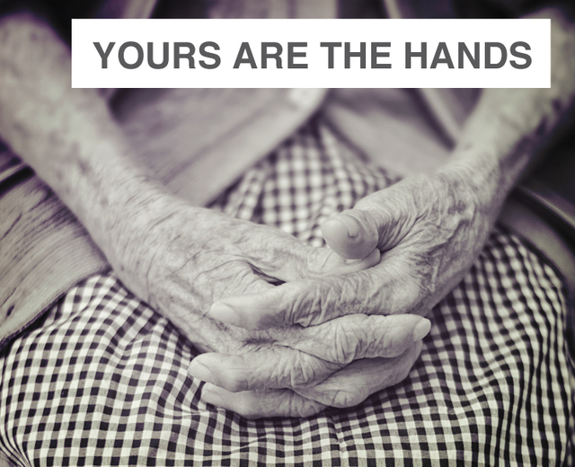 Yours Are the Hands | Yours Are the Hands| MusicSpoke