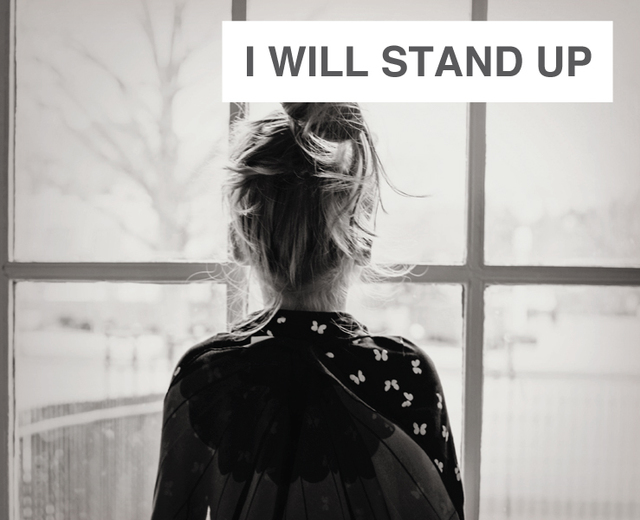 I Will Stand Up | I Will Stand Up| MusicSpoke
