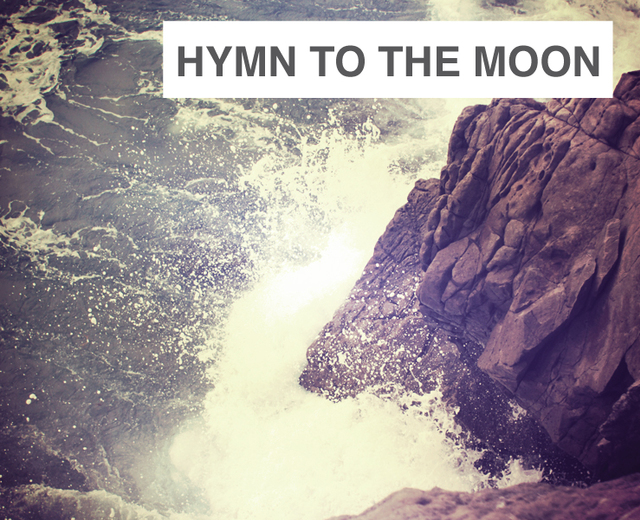 Hymn to the Moon | Hymn to the Moon| MusicSpoke