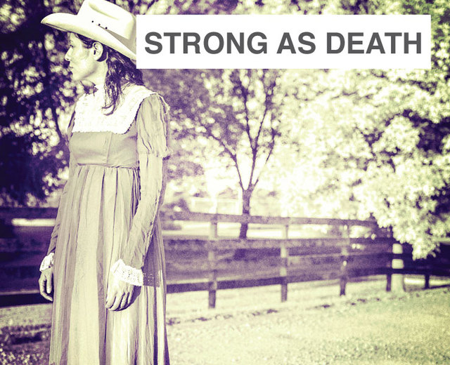 Strong As Death | Strong As Death| MusicSpoke
