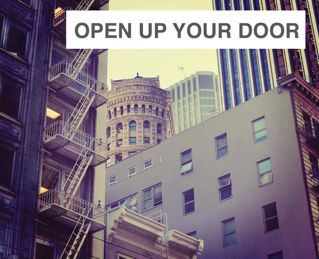 Christian, Open Up Your Door | Christian, Open Up Your Door| MusicSpoke