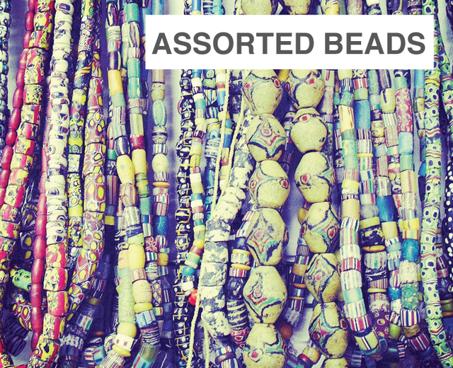 Assorted Beads | Assorted Beads| MusicSpoke