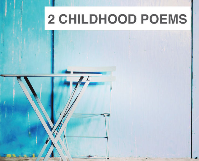 Two Childhood Poems of Walter de la Mare | Two Childhood Poems of Walter de la Mare| MusicSpoke