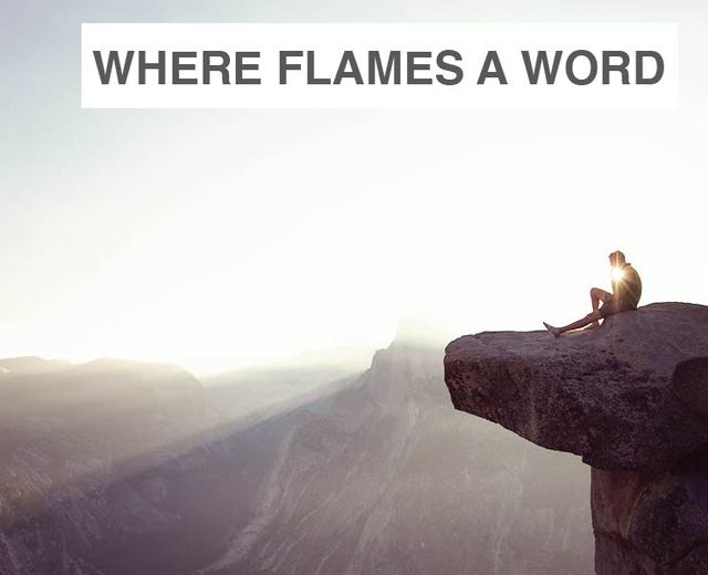 Where Flames a Word | Where Flames a Word| MusicSpoke