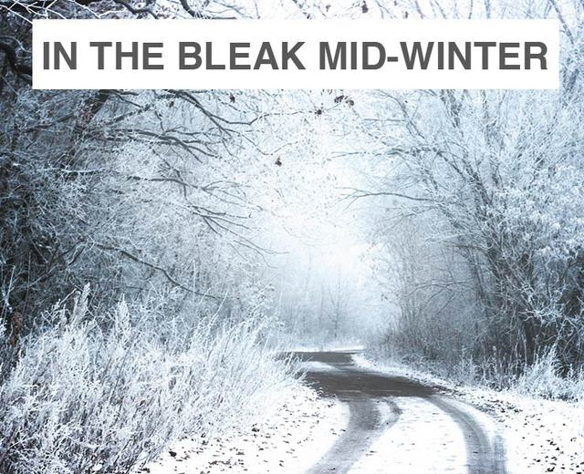 In the Bleak Mid-Winter | In the Bleak Mid-Winter| MusicSpoke