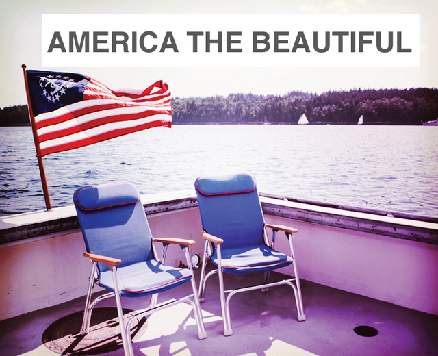 America the Beautiful | America the Beautiful| MusicSpoke